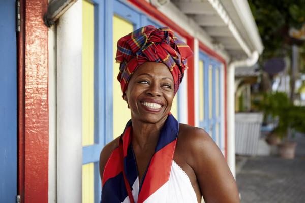 Jamaica lady
