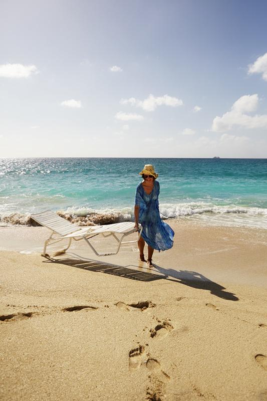 Karibien beach