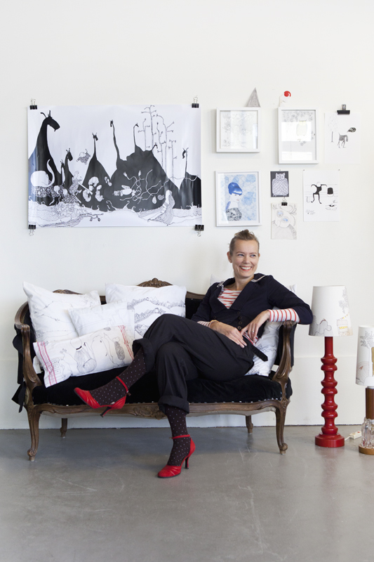 Jenny Almén Illustrator